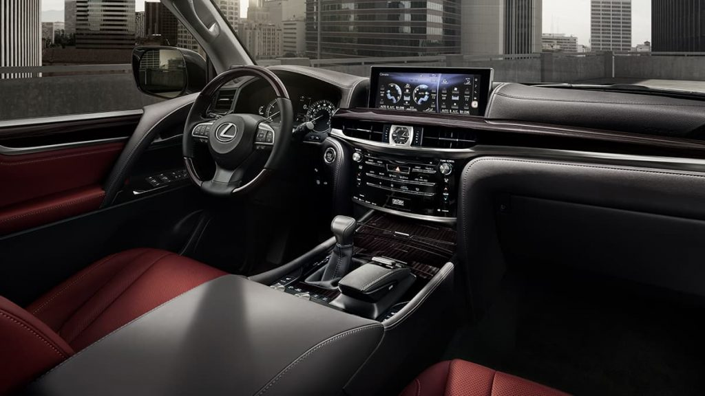 The 2020 Lexus Lx 570 And The All New Sport Package Lexus Of Bridgewater Blog